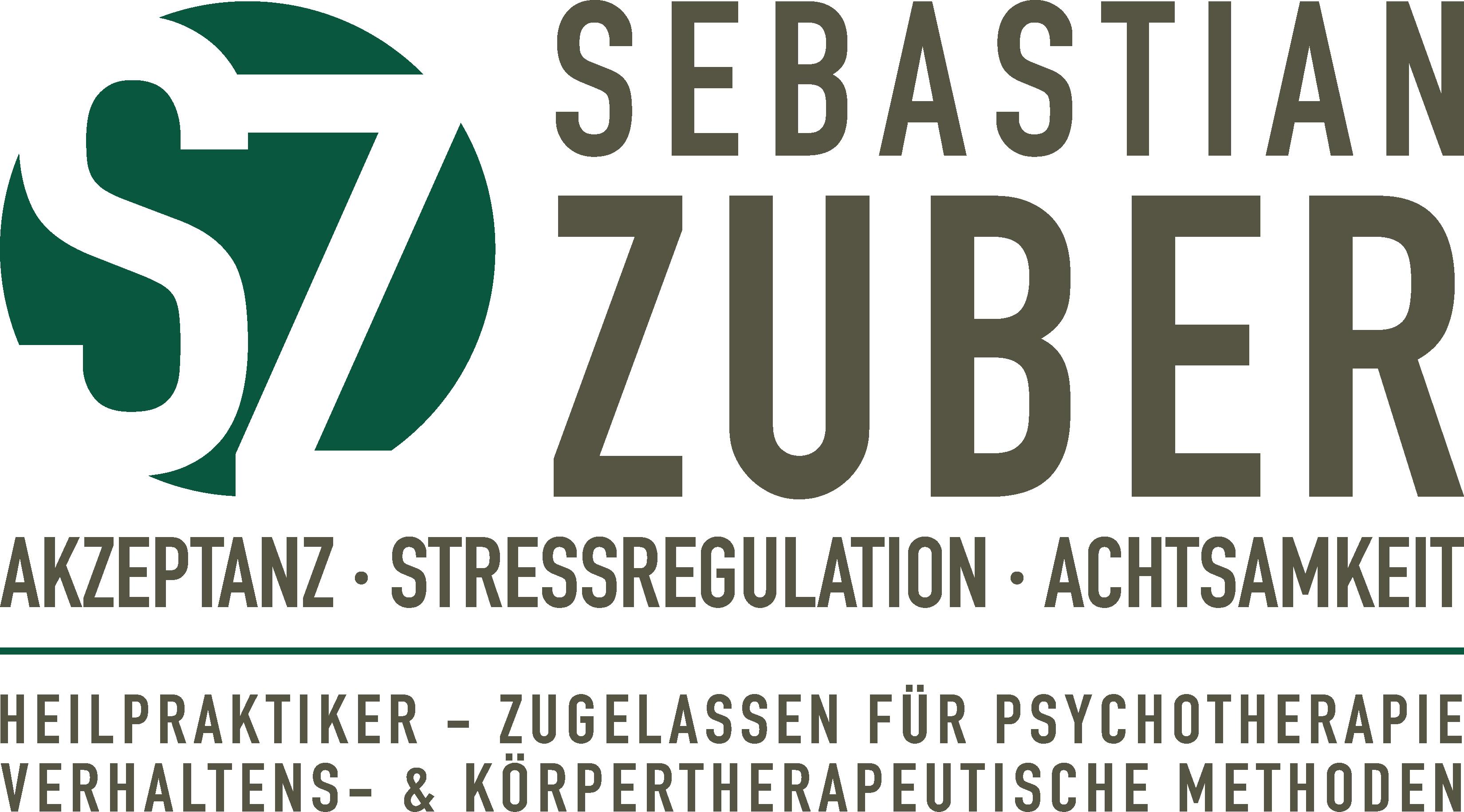 Logo Sebastian Zuber | Heilpraktiker - zugelassen fuer Psychotherapie | Hildesheim